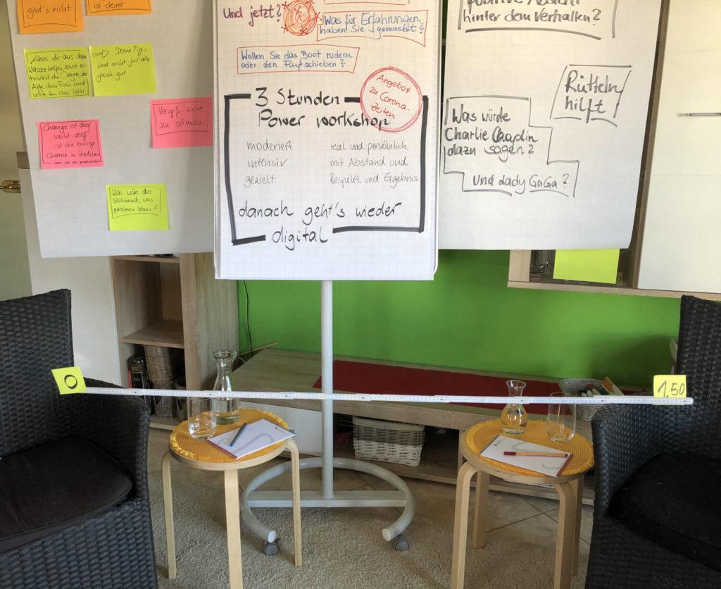 Workshopraum Suhre Coaching